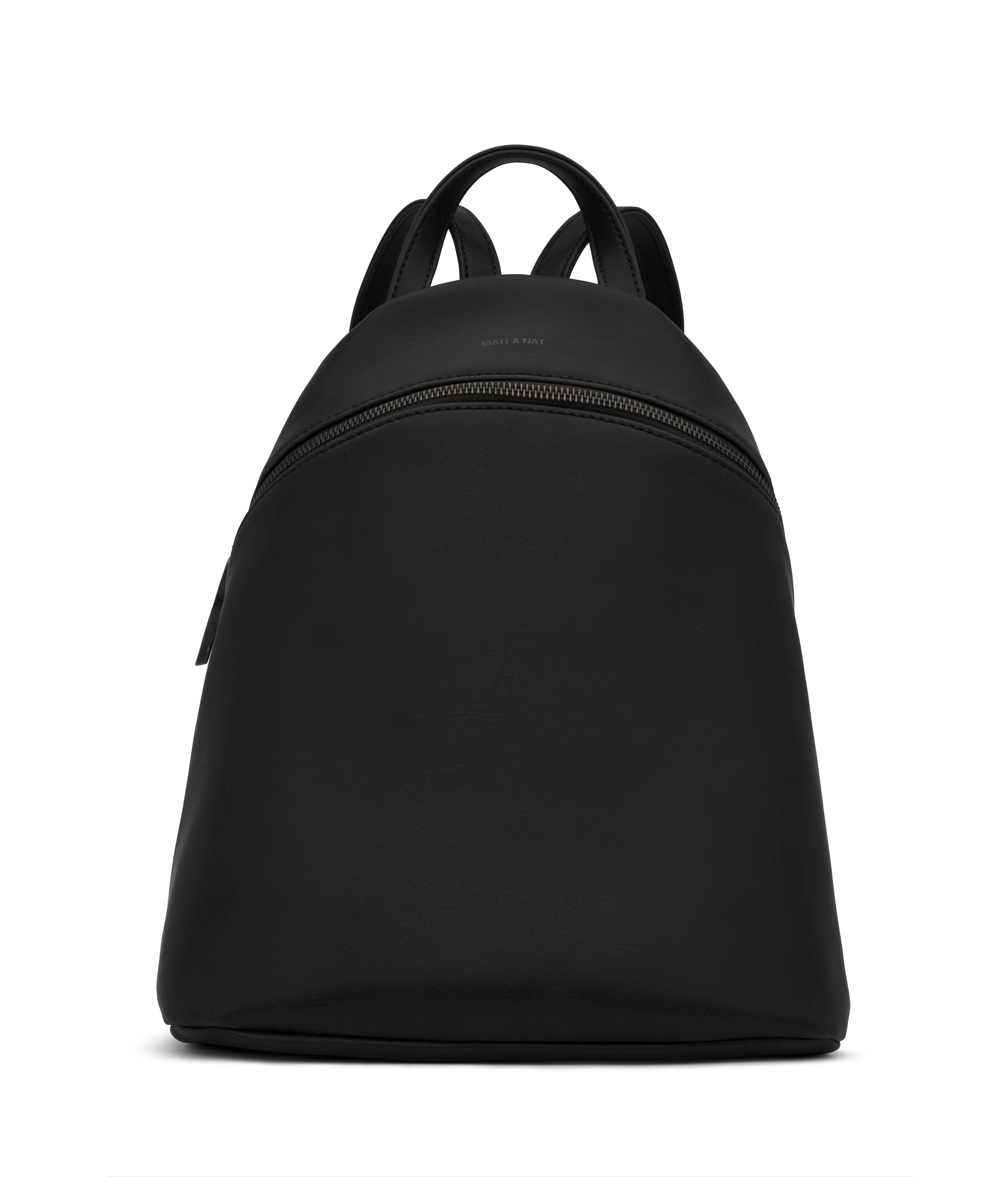 MATT & NAT BACKPACKS BLK O/S MATT & NAT ARIES BACKPACK - BLACK