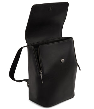 MATT & NAT BACKPACKS MATT & NAT FABI MINI BACKPACK - BLACK