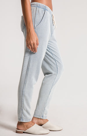 THE KNIT DENIM JOGGER