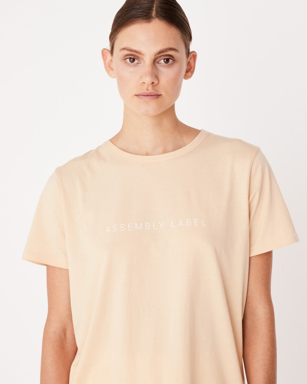ASSEMBLY LABEL FINERY TEE