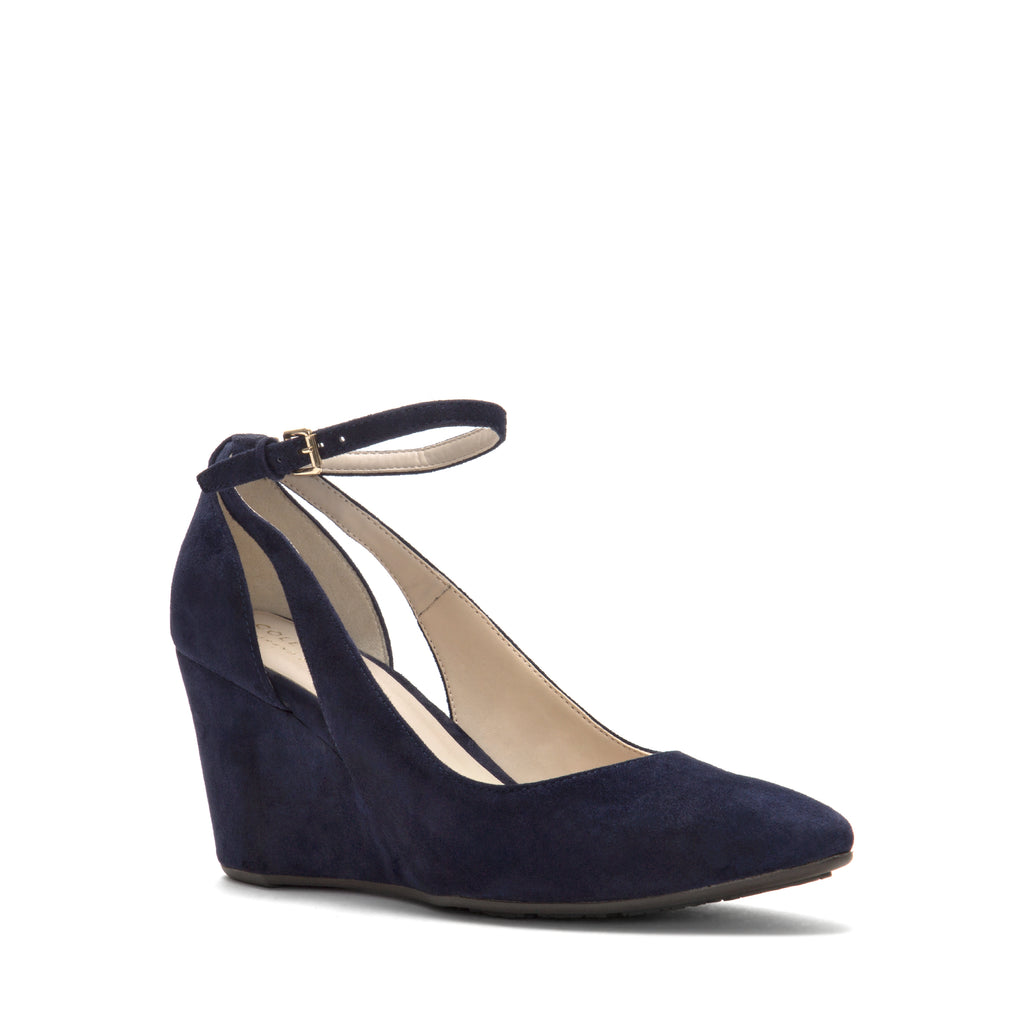 Cole Haan Women Lacey Wedge Shoe - Chaussures Porto