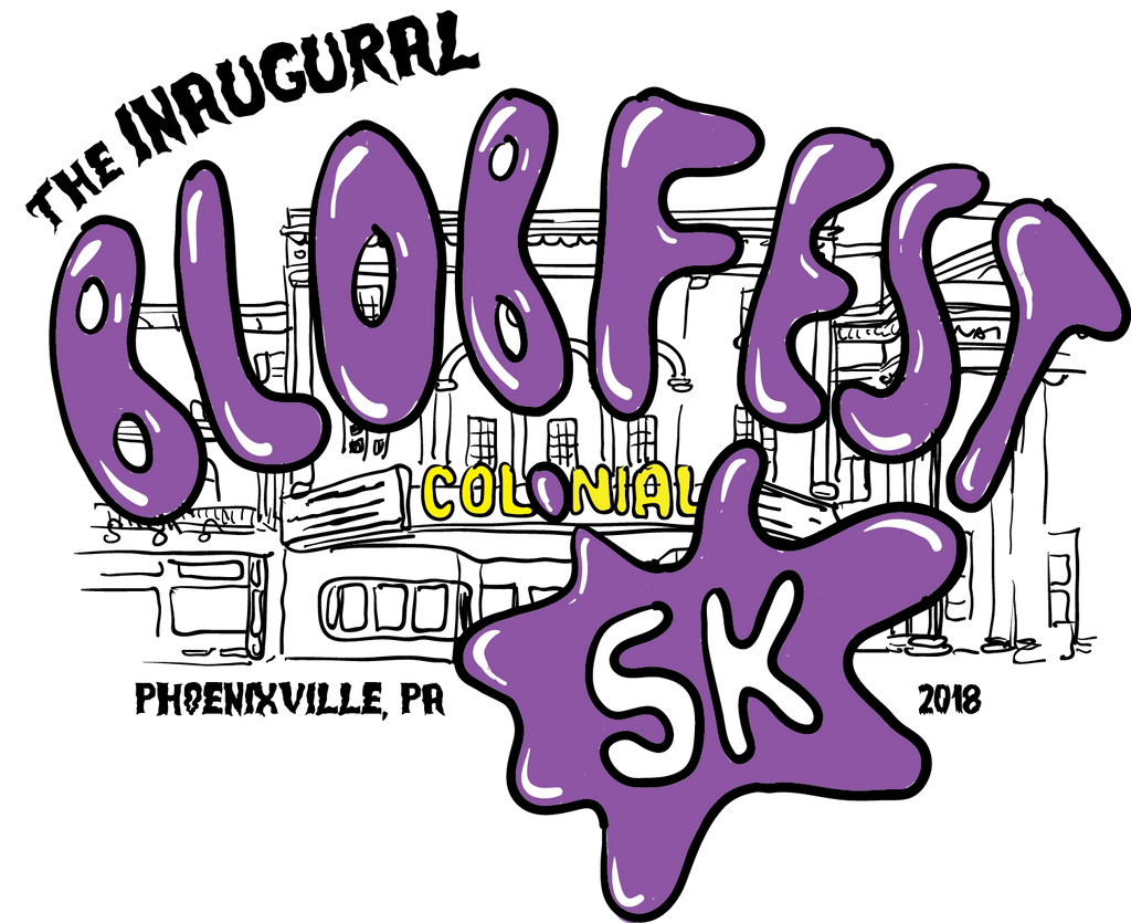 RUNegades Presents The Inaugural Blobfest 5k and Children's Fun Run!