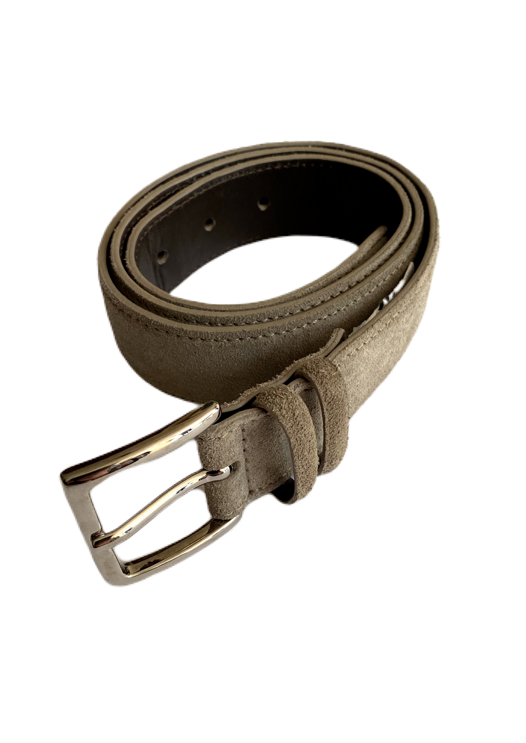 Amalfi Leather Belt