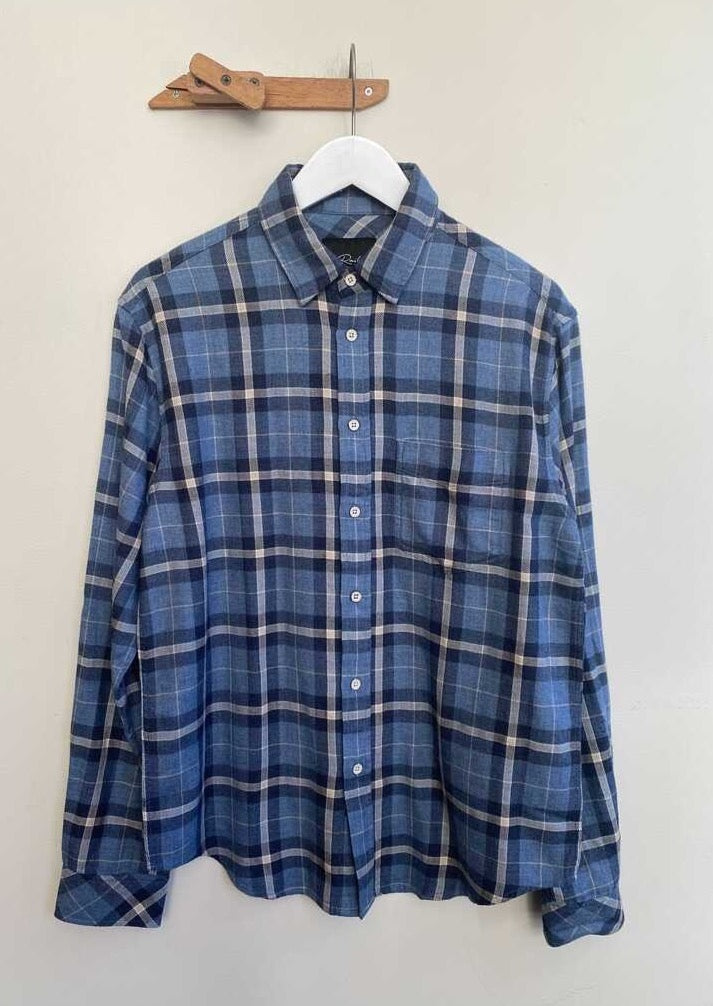 Lennox L/S Button Up