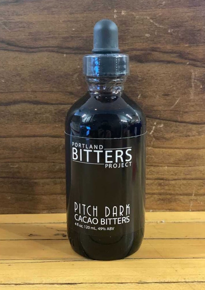 Pitch Dark Cacao Bitters