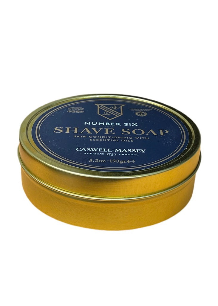 Number Six Shave Soap