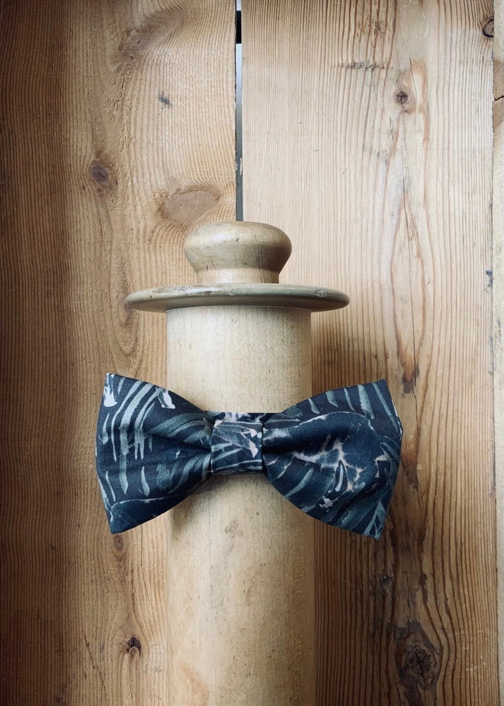 Tiger Black Bowtie