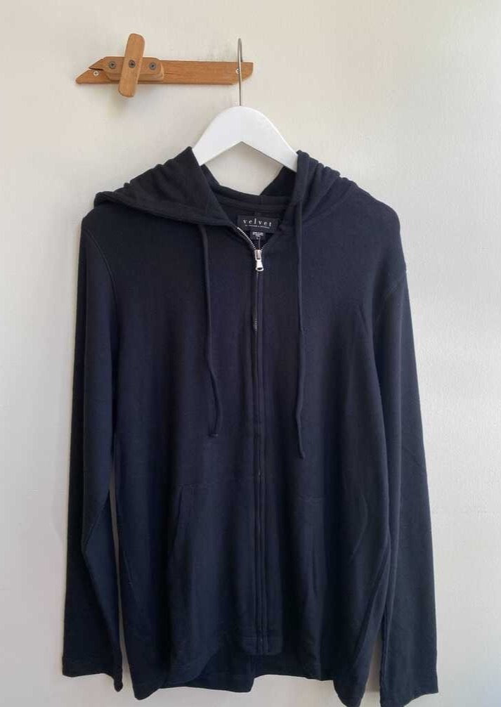 Loudon L/S Zip Up