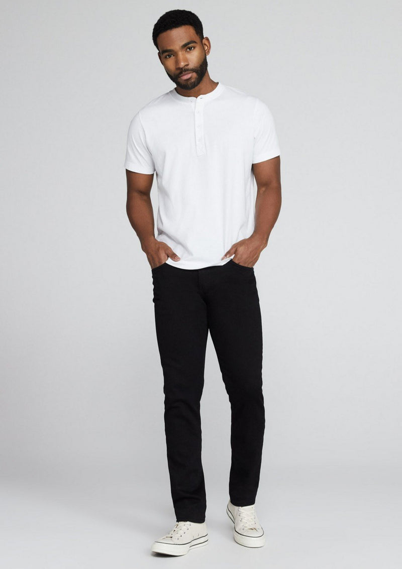 Tyler Slim Tapered Seriously Black