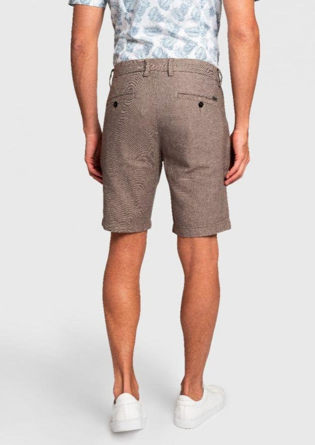 Boulders Tailored Linen Short
