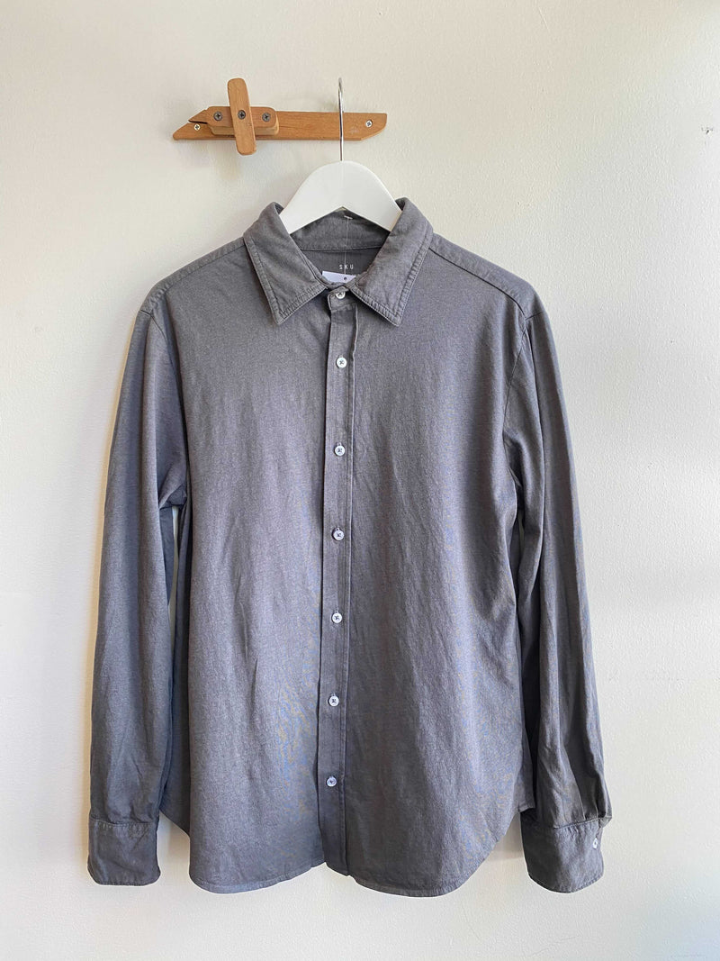 Long Sleeve Heather Easy Shirt
