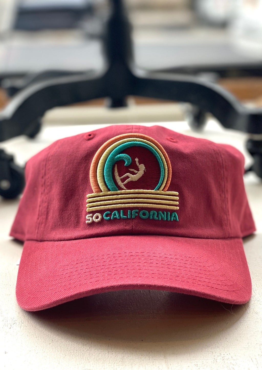 California Ballpark Hat