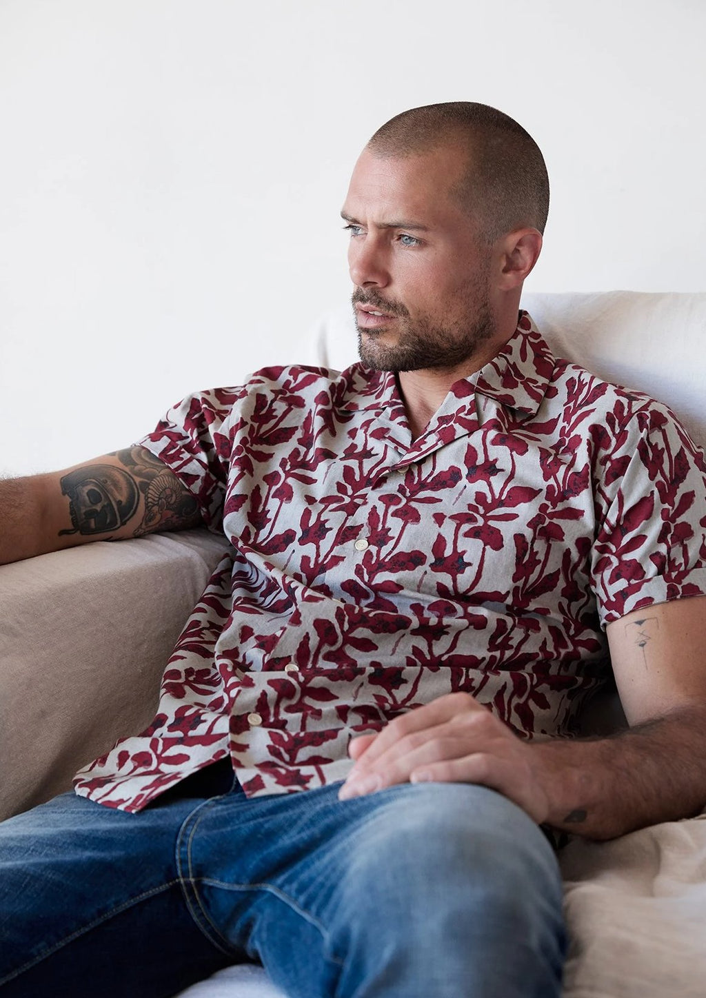Neill Printed Shirt