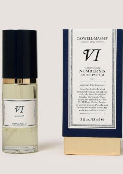 Number Six - Supernatural Formula - 88ML EDP