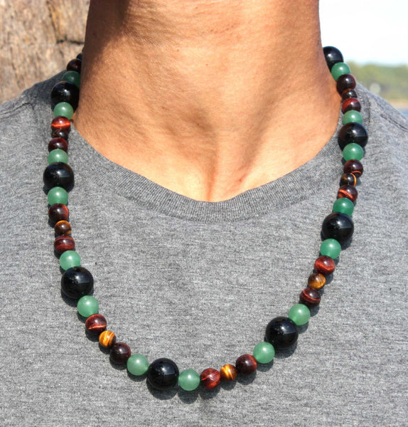 Mens African Necklace