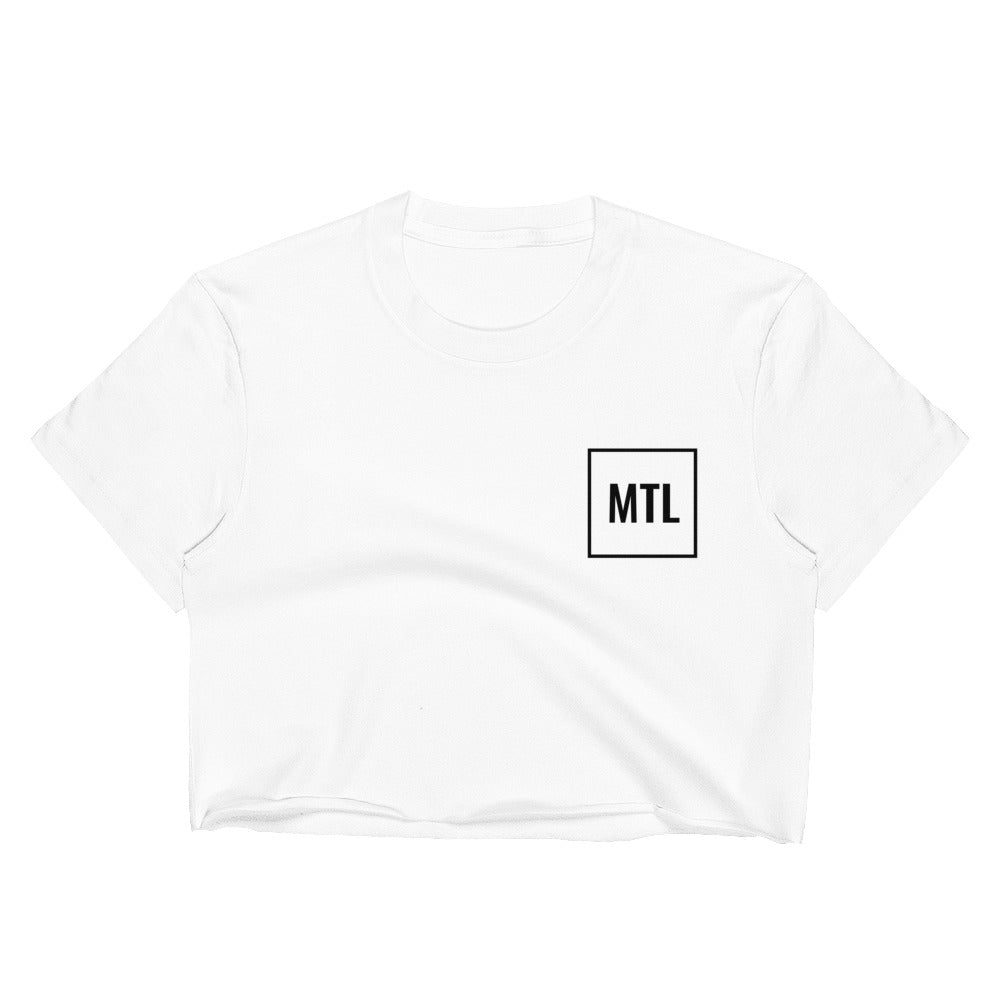 MTL Women's Crop Top