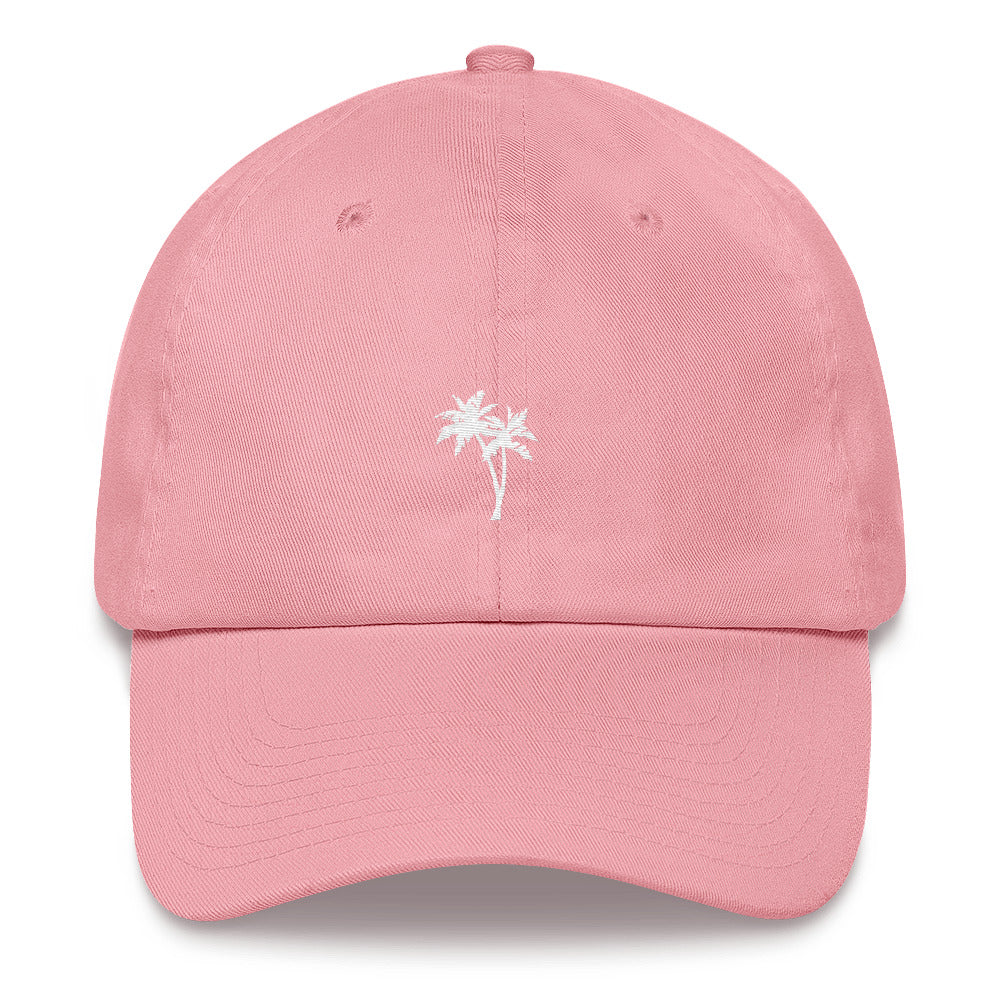 MTL Palm Tree Dad Hat