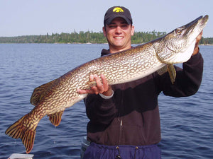 Muskie Fishing in the Pacific South West