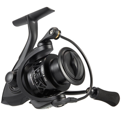 Carbon X Spinning Reel and 1PCS Serpent Spinning Rod Combos