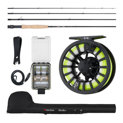 Fly Fishing Kit Combos