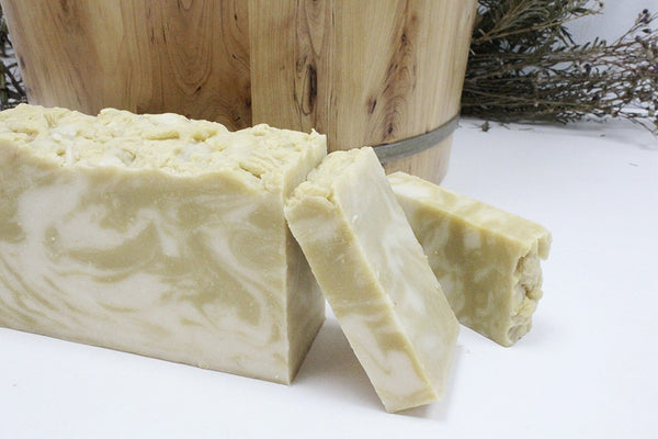 Argan - Olive Oil Soap