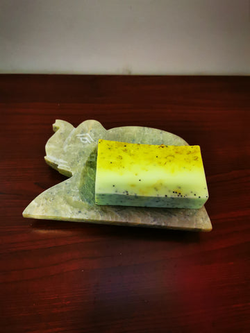 tea tree and lemon soap handmade eco friendly