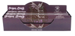 Dragon beauty incense sticks by elements anne stokes collection