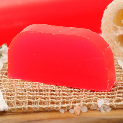 Jasmine - Argan Solid Shampoo - Vegan Friendly - The Wooden Elephant LTD