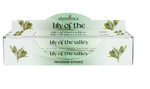 Lily of the valley Incence sticks by elements