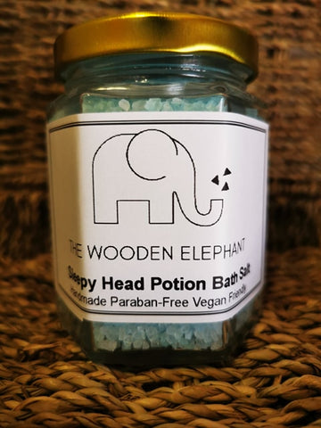 Sleepy Head Potion Bath Salt