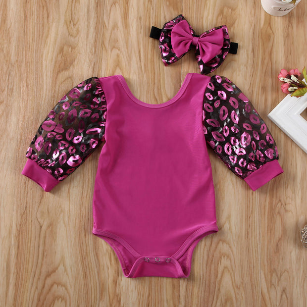 Cute Kisses Leotard