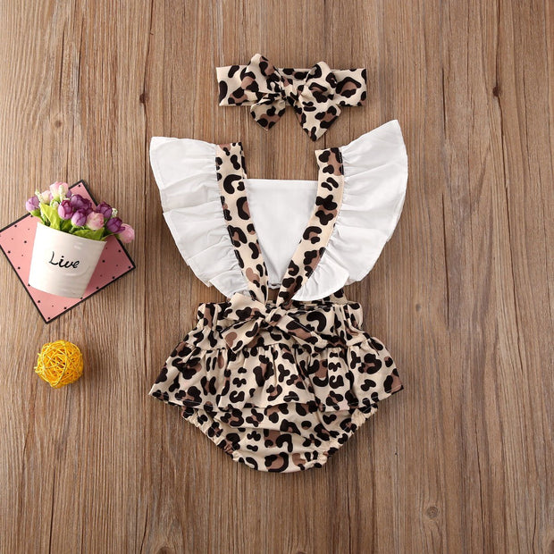 LIMITED EDITION Wild & Pretty Romper