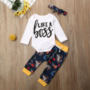 Like A Boss Outfit
