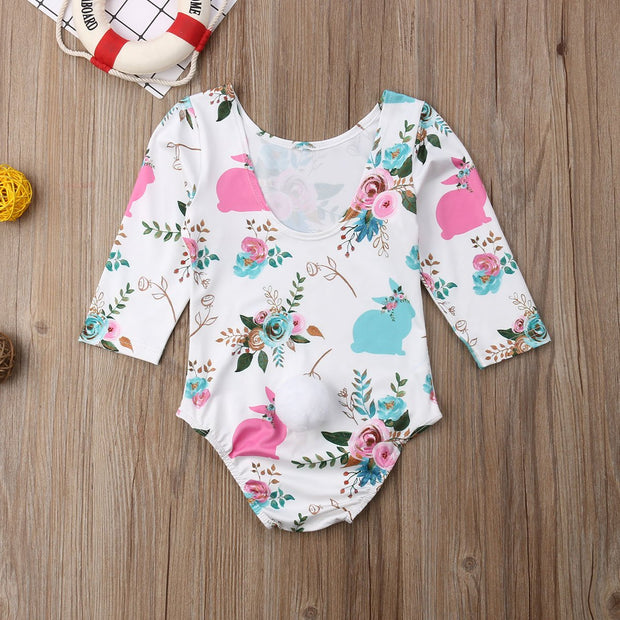 Little Cottontail Leotard