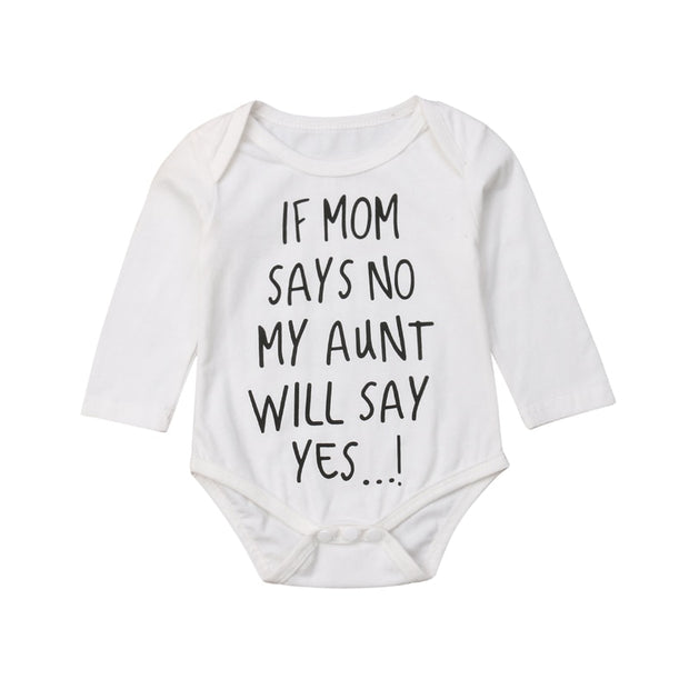 My Aunt Will Say Yes Bodysuit