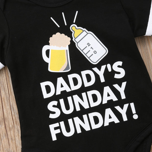 Daddy's Sunday Funday Bodysuit