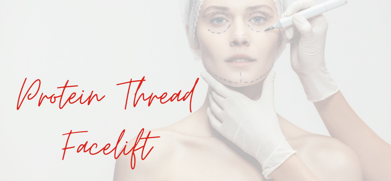 non-surgical Protein Thread Facelift definition - Miami Kiss Varsity Lakes Gold Coast
