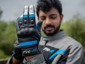 The Tech Inside Riding Gloves!
