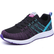 Load image into Gallery viewer, 2019 Sport Running Shoes Woman Outdoor Breathable Comfortable Couple Shoes Lightweight Athletic Mesh Sneakers Women High Quality