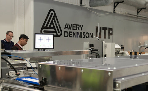 AVERY DENNISON ARE CHANGING THE WAY WE THINK ABOUT FOOTBALL SHIRT TECHNOLOGY