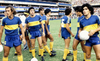 THE SEVEN BEST BOCA JUNIORS KITS