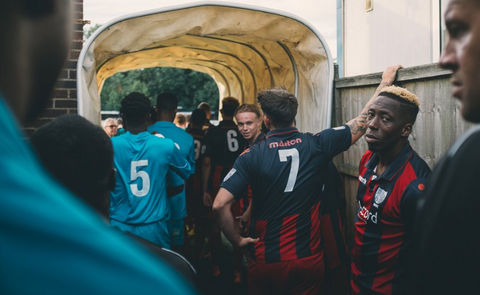 HOW ONE NON-LEAGUE CLUB BOUNCED BACK FROM DESPAIR & CAME BACK FIGHTING