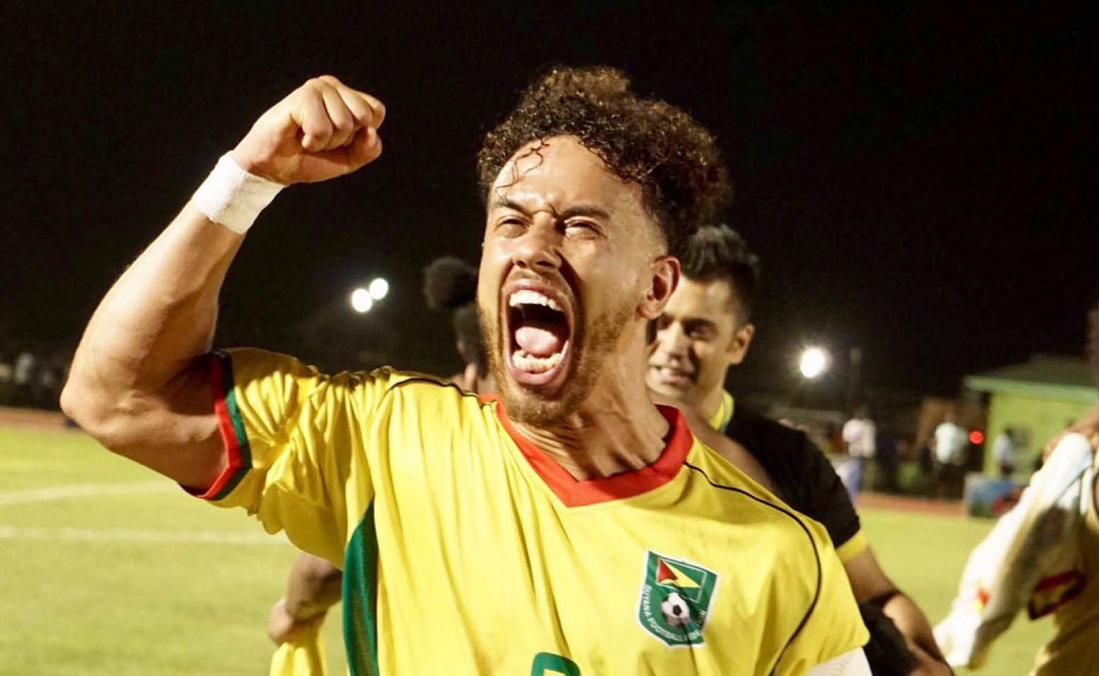 SAM COX ON TAKING GUYANA TO THE CONCACAF GOLD CUP