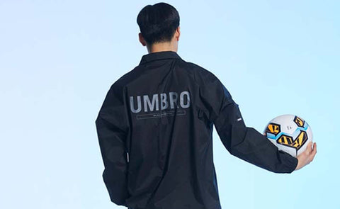 UMBRO KOREA DROP CRACKING NEW 'ON AND OFF THE PITCH' COLLECTION