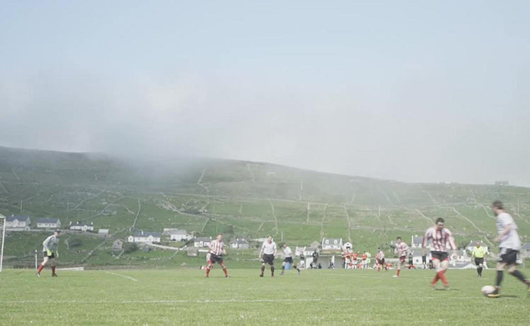 'A FOOT OF TURF' IS A CLASS SHORT FILM ABOUT SMALL TOWN FOOTBALL IN IRELAND