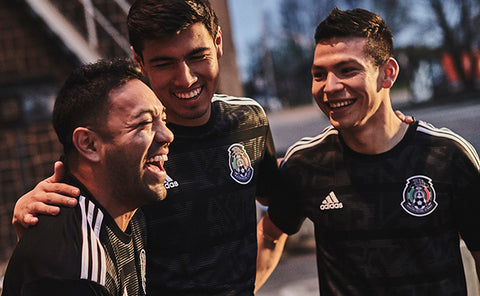ADIDAS FOOTBALL DROP ACE NEW ARGENTINA, COLOMBIA, AND MEXICO KITS