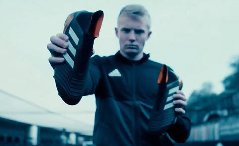 ADIDAS FOOTBALL: PREDATOR LAUNCH