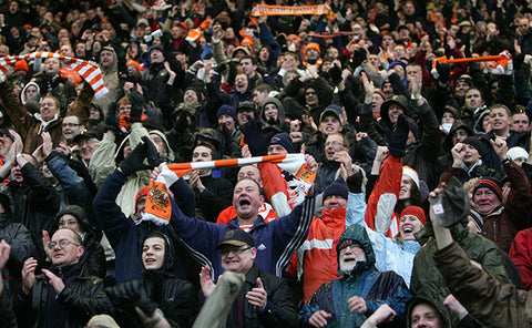 BLACKPOOL ARE LETTING FANS CHOOSE THEIR NEXT AWAY KIT