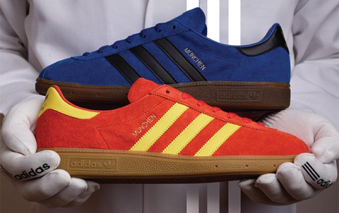 SIZE? X ADIDAS GAZELLE CITY SERIES