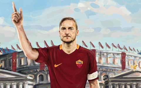 NIKE FOOTBALL: IL RE DI ROMA